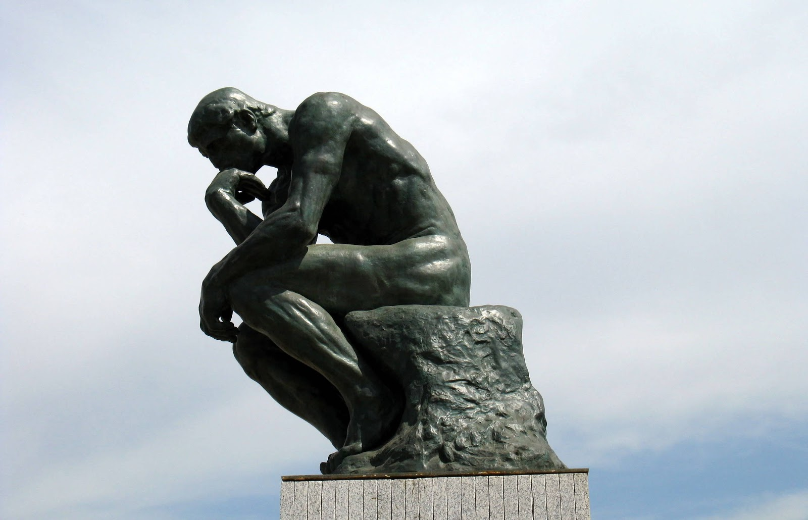 Changchun World Sculpture Park, rodin's thinker